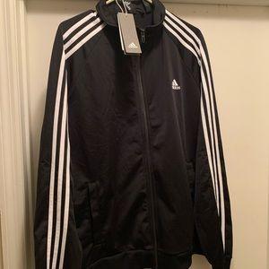 Men's adidas track jacket size XL